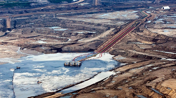 Industrial de-icing for oilsands, tailings ponds, barges and more