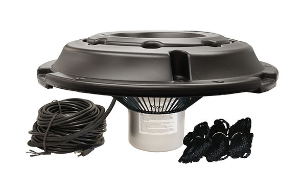 Kasco Marine Surface Aerator for cooling ponds, fish ponds, emergency aeration and lagoons