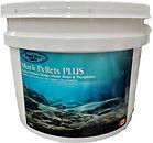 Muck Pellets Plus for problem ponds and industrial dredging