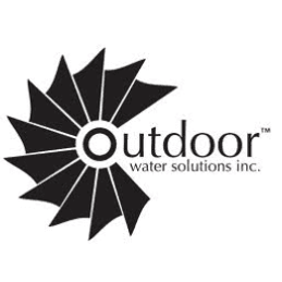 Outdoor water solutions OWS aeration systems for natural ponds and algae