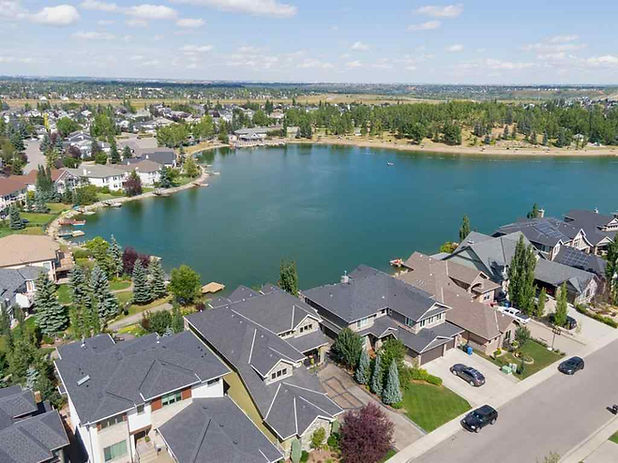 Lake Aeration, Water Treatments & Bacteria treatments for lakes, lake communities throughout Canada