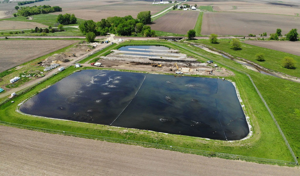 Sewage Lagoon Aeration, Algae Control & Bioremediation