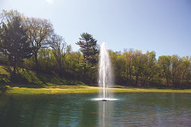 Kasco Decorative Floating Fountain