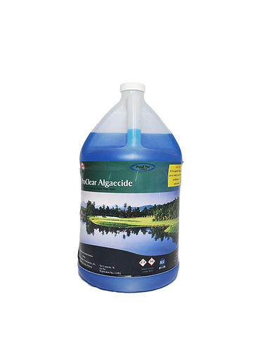 ProClear natural algaecide for ponds, lakes and dugouts eliminates algae blooms and weeds