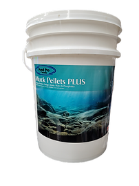 muck pellets plus bacteria treatment for industrial ponds, lakes and dredging jobs