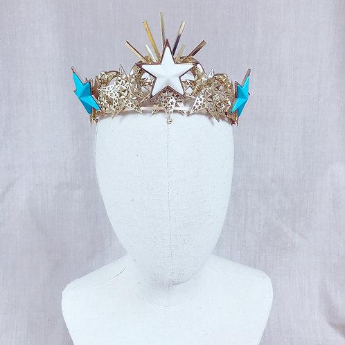 Galaxy Diva Crown