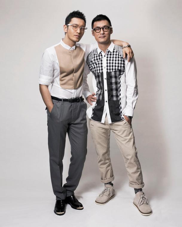 Celebrity Fashion Editorial