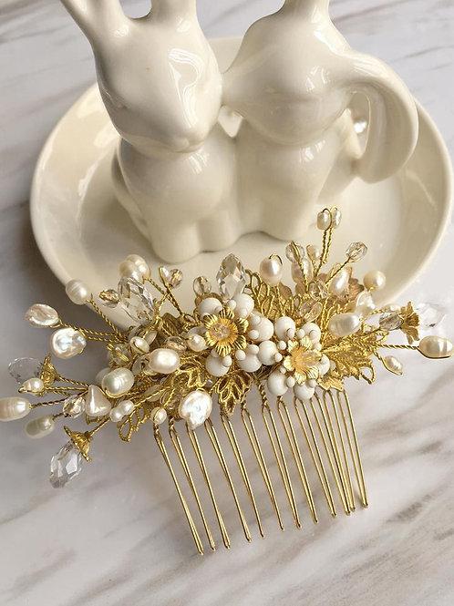 Elizabeth Comb / Bridal Comb)