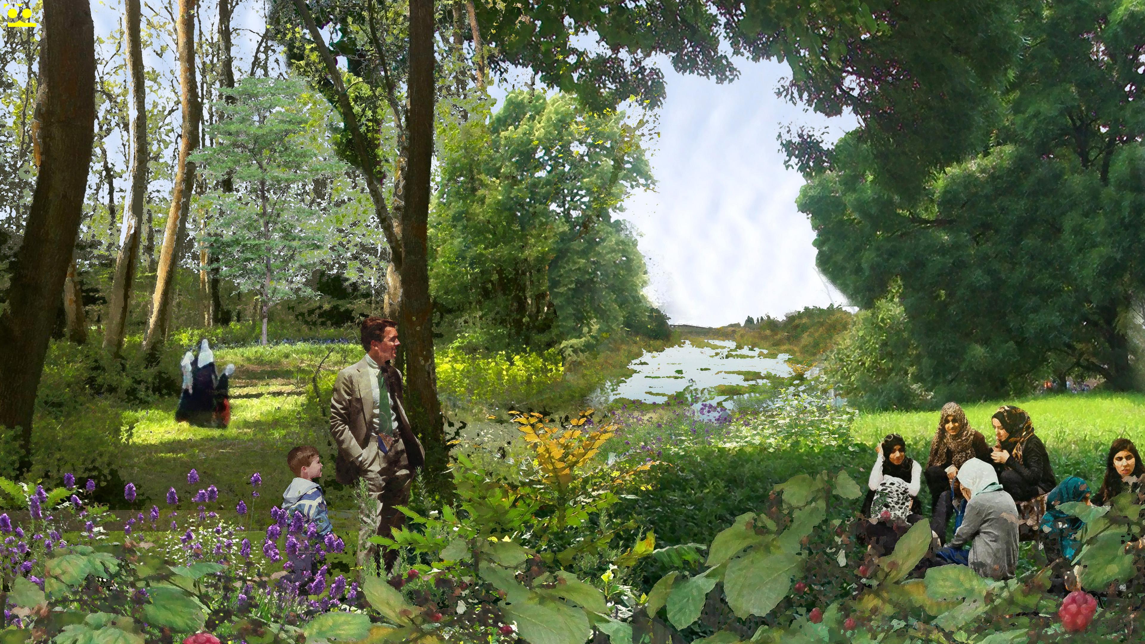 Forest Garden 1