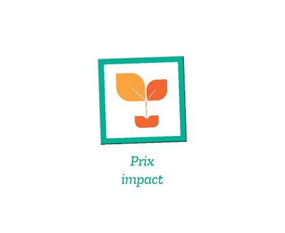 """[nouveauté 2018] Création du prix """"impact"""""""