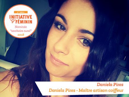 [Portrait] Daniela Pires - Maître artisan coiffeur