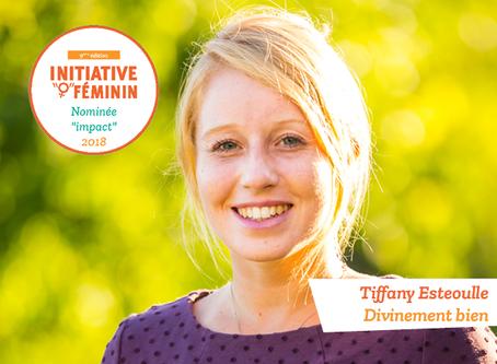 [Portrait] Tiffany Esteoulle - Divinement Bien