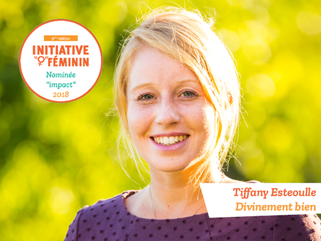 [Portrait] Tiffany Esteoulle - Divinement Bien