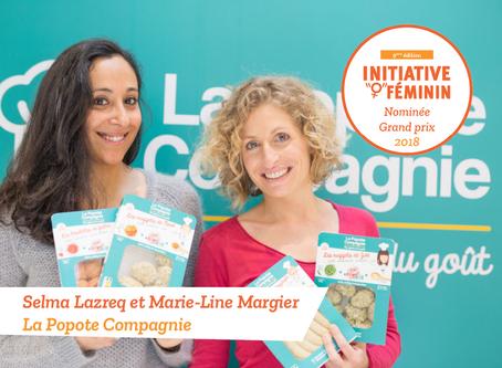 [Portrait] Selma Lazreq et Marie-Line Margier - La Popote Compagnie