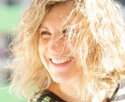 [Portrait] Marie Garcia - Cinq sans