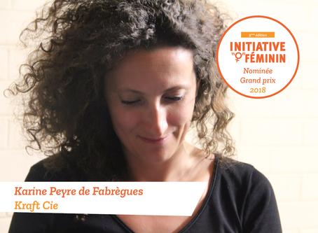 [Portrait] Karine Peyre de Fabrègues - Kraft Cie
