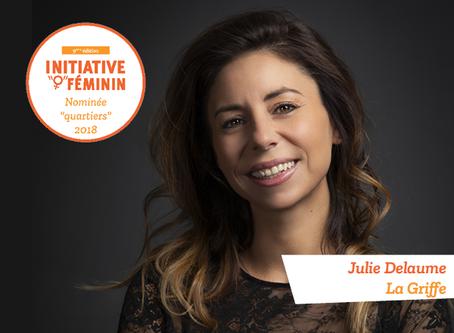 [Portrait] Julie Delaume - La Griffe