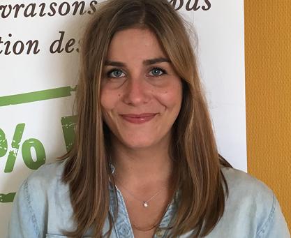 [Portrait] Amandine Prat - Goût'chou