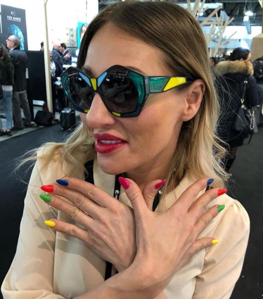 Dzmitry Samal sunglasses in Mido