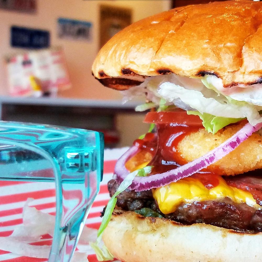 Big Al's burger Kings Heath, Birmingham
