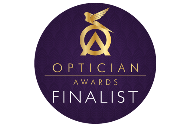 Optician Awards 2017 Best glasses in Birmingham, Kings Heath and Moseley