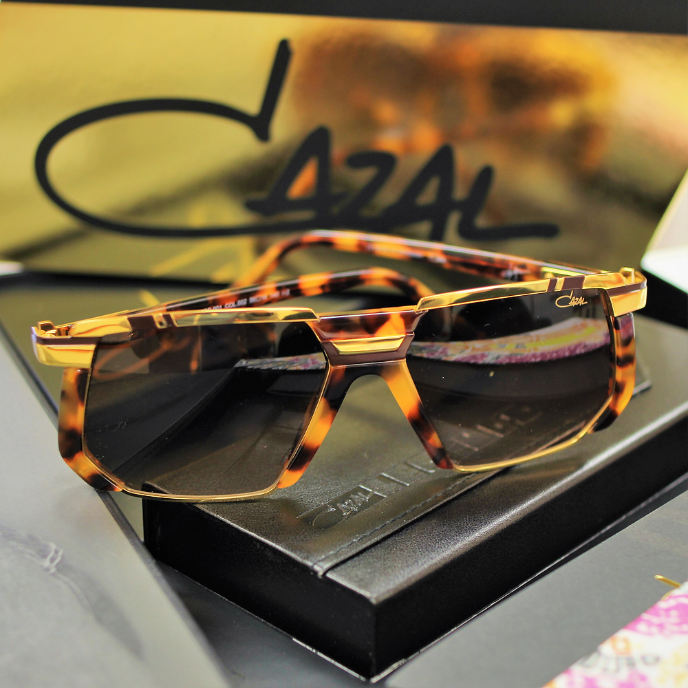 Cazal 001 Limited Edition sunglasses Exclusive to Spectacle Emporium