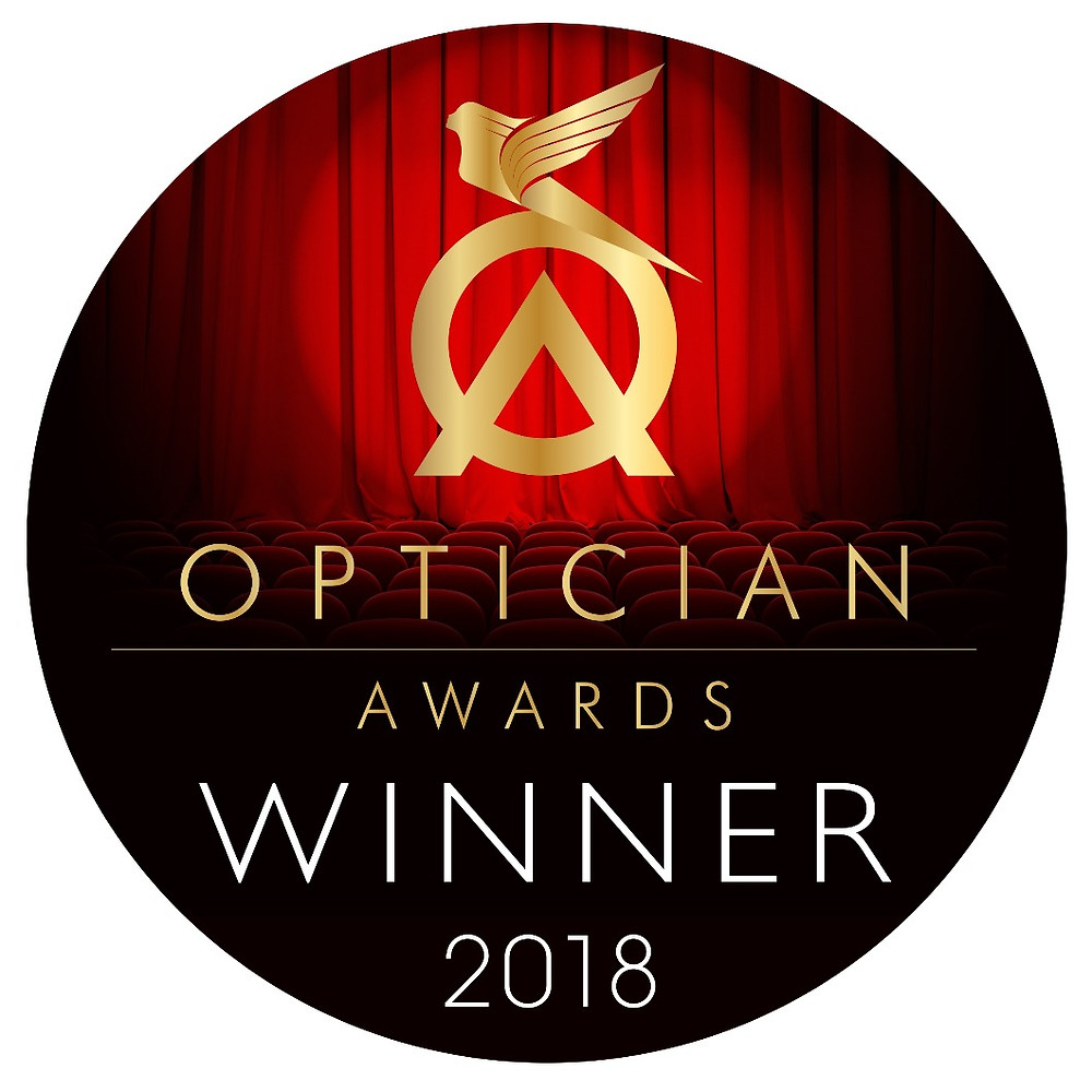 Spectacle Emporium wins Best Fashion Practice 2018 at the Optician Awards