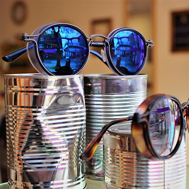 Award winning sunglasses and eyewear by Tavat, in Kings Heath, Birmingham