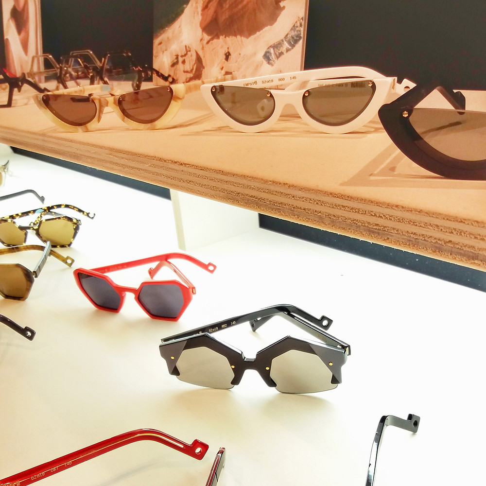 Pawaka in Mido, original Rhianna sunglasses