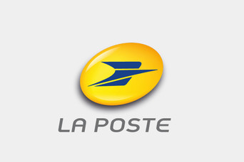 La Poste is partnering with us!
