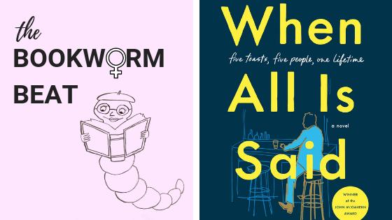 Bookworm Beat | Anne Griffin