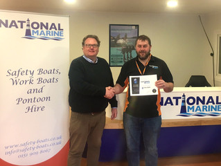 EXCITING OPPORTUNITY FOR NATIONAL MARINE