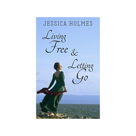 Living Free & Letting Go Book Cover