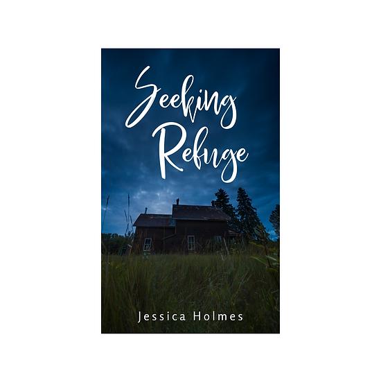 Seeking Refuge Book Cover