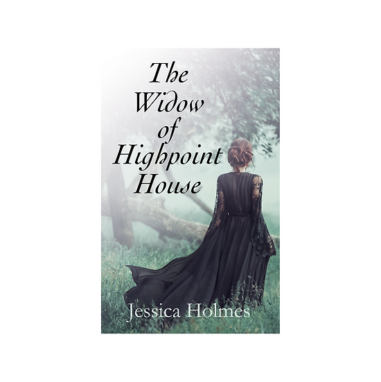 The Widow of Highpoint House Book Cover