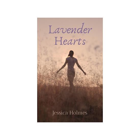 Lavender Hearts Book Cover