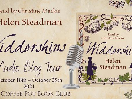 Blog Tour: Widdershins (Widdershins, Book 1) by Helen Steadman @hsteadman1650