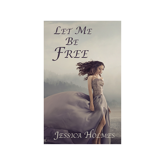 Let Me Be Free Book Cover