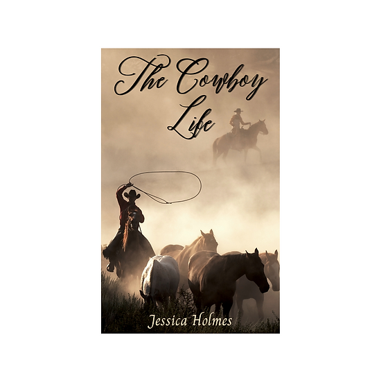 The Cowboy Life Book Cover