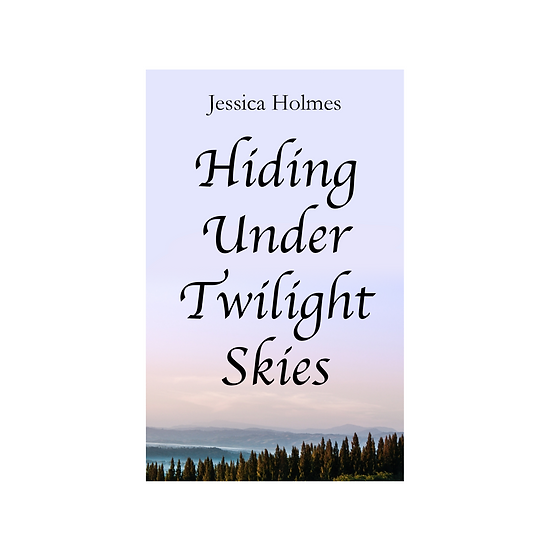 Hiding Under Twilight Skies Book Cover