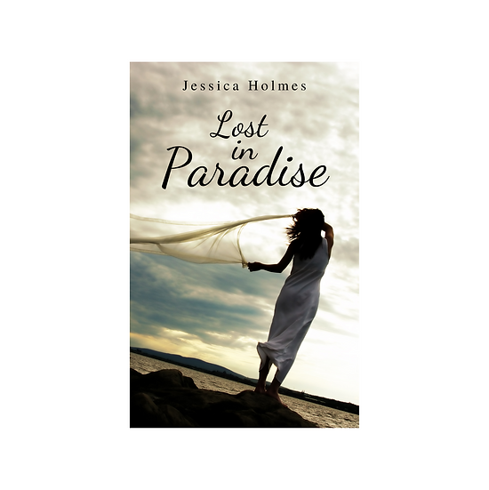 Lost in Paradise Book Cover