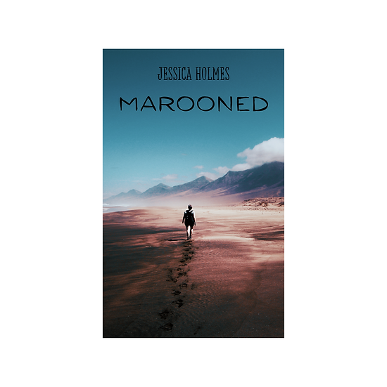 Marooned Book Cover