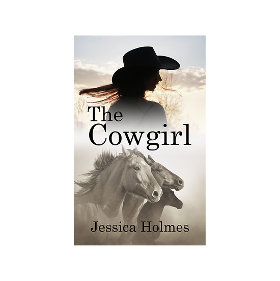 The Cowgirl Book Cover