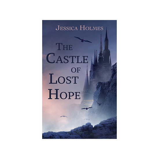 The Castle of Lost Hope Book Cover