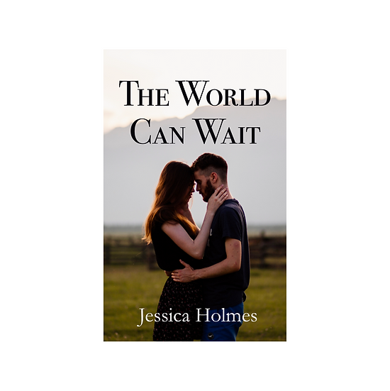 The World Can Wait Book Cover