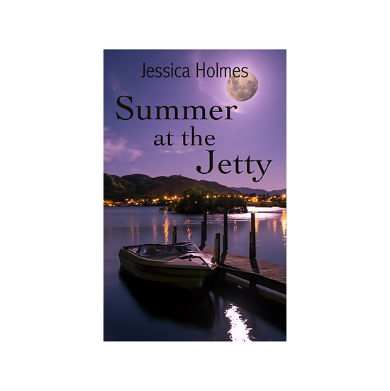 Summer at the Jetty Book Cover