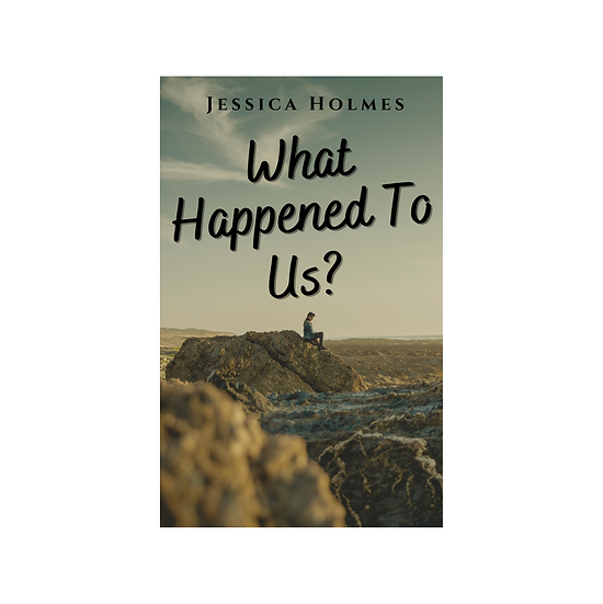 What Happened To Us? Book Cover