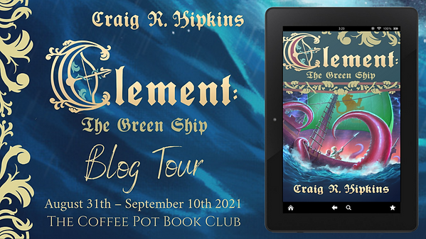 Clement The Green Ship Tour Banner.png