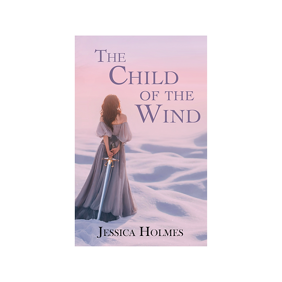 The Child of the Wind Book Cover