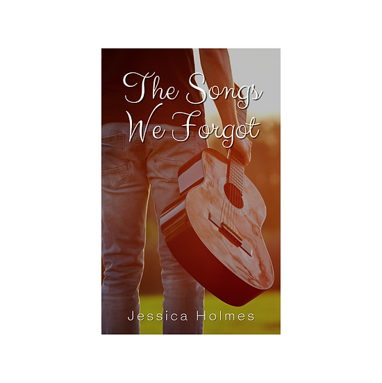 The Songs We Forgot Book Cover